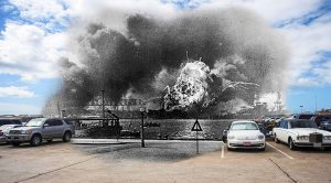 U.S. Navy Photographer Recreates Stunning Pictures Of Pearl Harbor Then And Now (Slideshow)