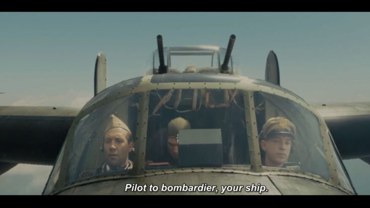 If You Still Haven't Seen 'Unbroken', This B-24 Bombing Raid Clip Might Make You | World War Wings Videos