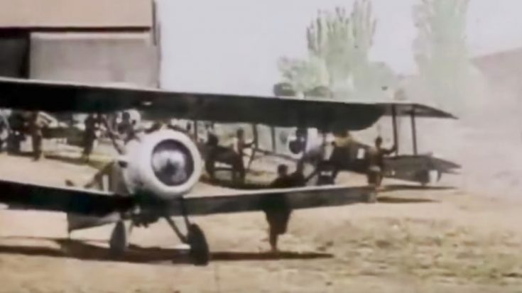 Rare Footage Of WWI Dogfights-Not Many Of These Clips Around Anymore | World War Wings Videos
