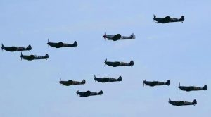 It Has Been A Long Time Since This Many Spitfires Got Together – Hear That Sound