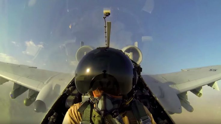 USAF Finally Releases The Film That May Save The A-10 | World War Wings Videos