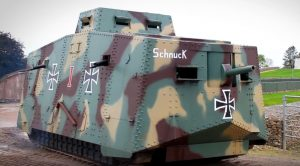 A Closer Look At WWI Tanks – Yes, They Really Were That Bad