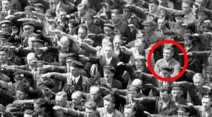 The Fate Of The Man Who Refused To Salute Hitler
