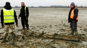 Rotting Remains Of Soviet Bomber Discovered Near Nazi Concentration Camp