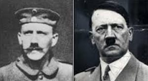 There Is Actually A Story Behind Hitler's Mustache – It May Have Saved His Life