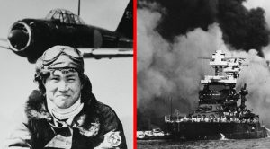 Japanese Pilot Destroys USS West Virginia At Pearl Harbor – Battles It Again 4 Years Later
