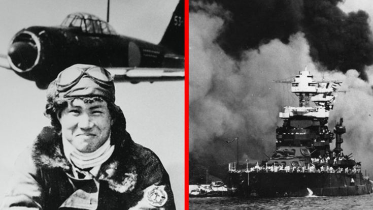 Japanese Pilot Destroys USS West Virginia At Pearl Harbor – Battles It Again 4 Years Later | World War Wings Videos