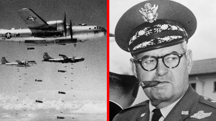 There's Are Damn Good Reason Why Curtis LeMay Was The Most Hated Man In The Air Force | World War Wings Videos