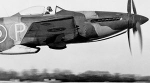 The Best British Piston-Engined Fighter Ever Flown – Why It Never Had A Chance To Fight