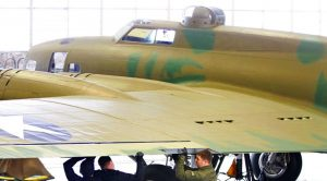 After 13 Years Of Restoration The Memphis Belle Is Finally Complete – See The Stunning Detail