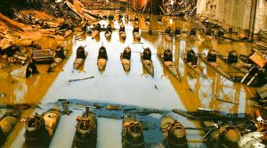 A Closer Look At The Decaying Remnants Of The Japanese Submarine Fleet