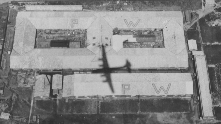 The Sole Reason That These Buildings Went Untouched During Allied Bombing Raids | World War Wings Videos