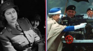 Queen Elizabeth Had A Very Strange Role During WWII – And She Is Still Pretty Damn Good At It