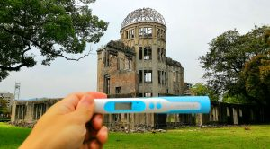 Exactly How Much Deadly Radiation Lingers In Hiroshima – Air Test Confirms The Rumors