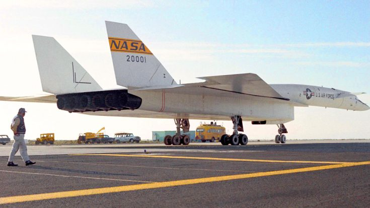 The Real Reason The XB-70 Valkyrie Was Cancelled – It Goes Far Beyond The Crash | World War Wings Videos