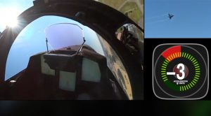 Incredible Video Shows The Gs Pulled By Pilot While Maneuvering