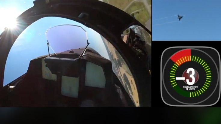 Incredible Video Shows The Gs Pulled By Pilot While Maneuvering   World War Wings Videos