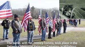 Hero P-51 Pilot Who Saved A Wounded B-17 Finally Found And Laid To Rest