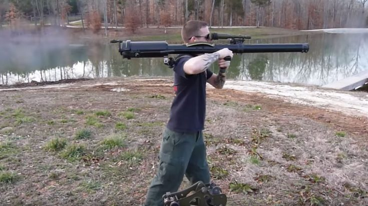 The Tremendous Power Of A M18 57mm Recoilless Rifle-.50 Cal Of Hurt | World War Wings Videos