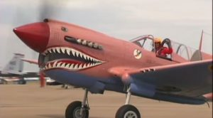 This Pink P-40 Isn't Photoshoped-It Was Actually Brilliant Camouflage