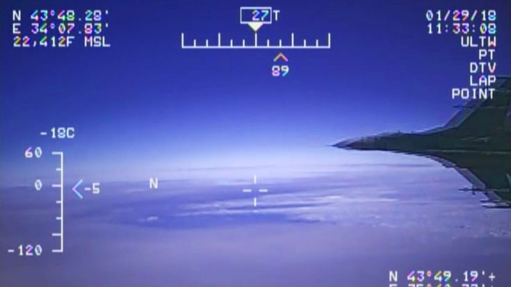 Raw Footage Of Yesterday's 'Dangerous' Intercept-Judge For Yourself   World War Wings Videos
