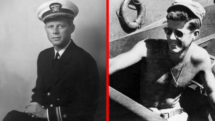 Few Know Of Daring & Selfless Act That Earned JFK A Purple Heart | World War Wings Videos