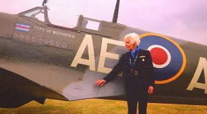 At Age 101 The Last Surviving Female Pilot Of WWII Has Some Strong Feelings About The Spitfire