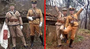Men Dress As Japanese Soldiers At Rape Of Nanking Memorial – A Disgusting New Low