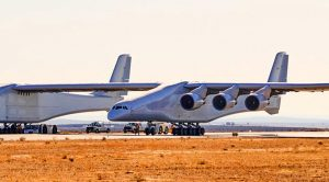 After 7 Years The World's Biggest Plane Finally Ready For Monumental First Flight