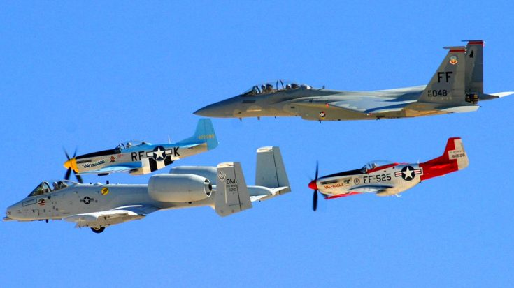 Yesterday's Superbowl Flyover Will Go Down In History For A Very Good Reason   World War Wings Videos