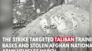 B-52s Just Dropped A Record Number Of Precision Bombs-Taliban's Shakin'