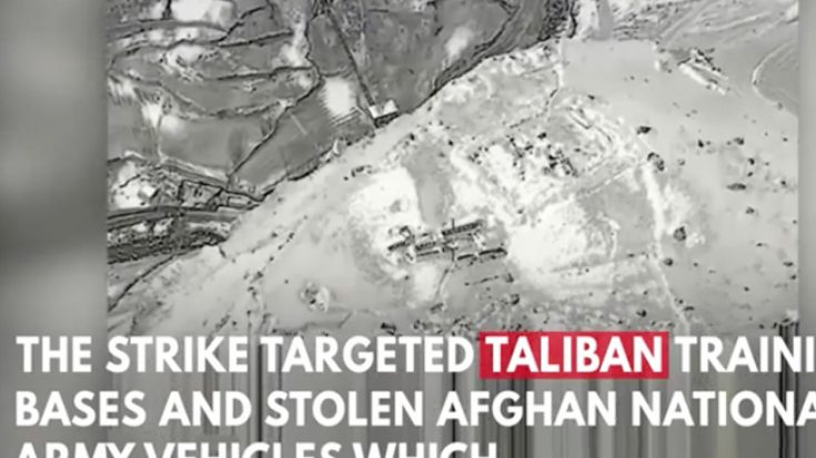 B-52s Just Dropped A Record Number Of Precision Bombs-Taliban's Shakin' | World War Wings Videos