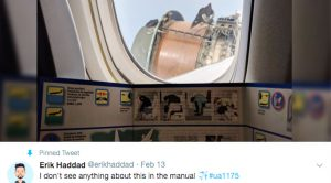 News | Boeing Flight Loses Cowling Over Pacific-Aviation Fan Onboard Tweets Hilarity