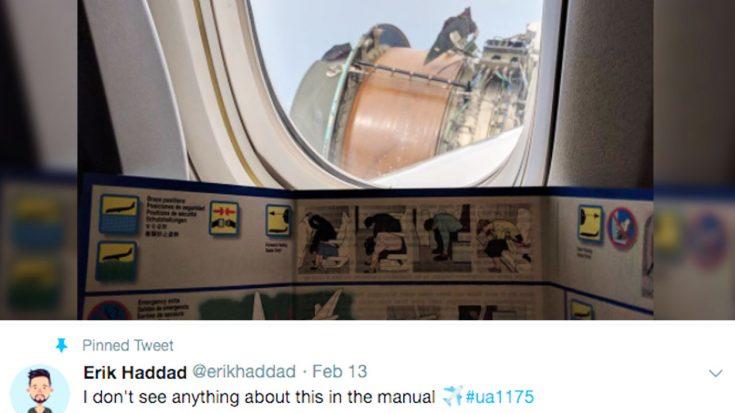 News | Boeing Flight Loses Cowling Over Pacific-Aviation Fan Onboard Tweets Hilarity | World War Wings Videos