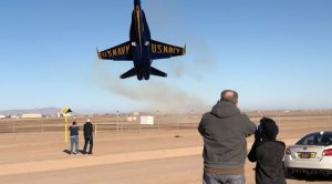 These Folks Record The Greatest Blue Angel Takeoff Ever-Watch It Before It's Taken Down