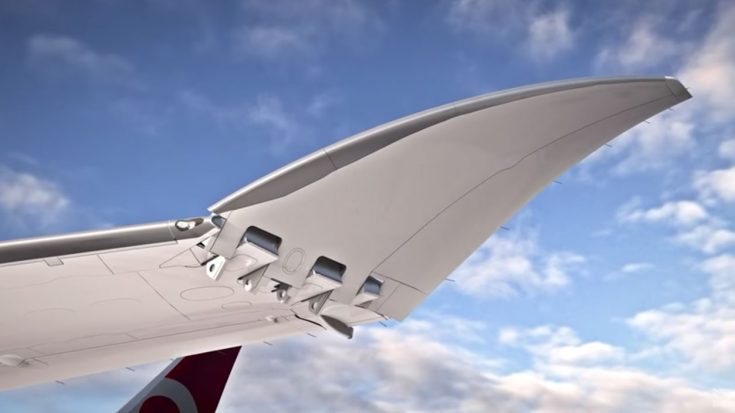 Boeing's New 777X Has Some Nifty Tech Not Seen Anywhere Else | World War Wings Videos