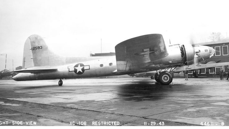 The Boring Story Of Boeing's C-108 Flying Fortress-You Should At Least Know It Existed | World War Wings Videos