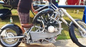 Rebels Build Motorcycles Using WWII Plane Engines And They Sound Incredible