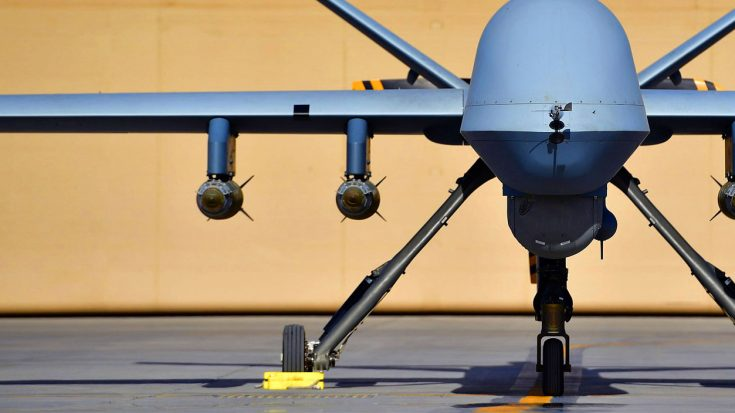 DoD Just Declassified New 'Killer Drone' Footage Taking Out A Taliban Outpost-A Job Well Done | World War Wings Videos