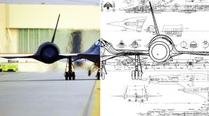 Researchers Ran SR-71's Manually Designed Plans Through A Computer