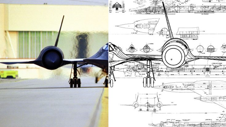 Researchers Ran SR-71's Manually Designed Plans Through A Computer-Made A Startling Find | World War Wings Videos