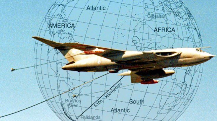 Operation Black Buck, The Longest Bombing Raid Ever, Was A Grueling Task   World War Wings Videos