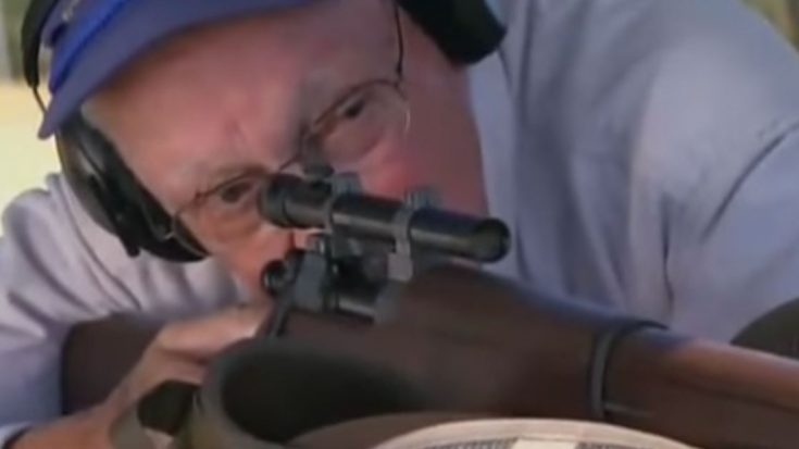 86-Year Old WWII Sniper Gets 3 Headshots At 1,000 Yards | World War Wings Videos