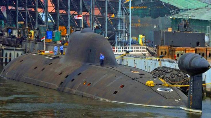 This Navy Crew Ruined A $3 Billion Submarine By Forgetting One Simple Thing   World War Wings Videos