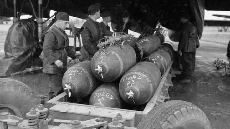 The Chemical That Revolutionized WWII Bombs – And Now It Is Poisoning American Soil | World War Wings Videos
