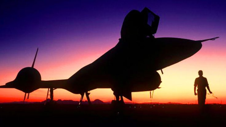 Most Important SR-71 Blackbird Feature That No One Ever Talks About | World War Wings Videos