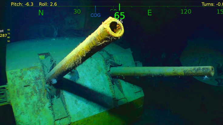 Newly Discovered USS Juneau Wreckage Much More Important Than Most Realize | World War Wings Videos