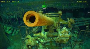 Wreckage Of Carrier Lost For 76 Years Finally Discovered – See The First Images
