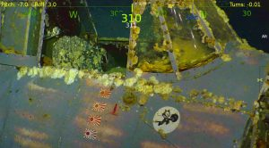 First Images Of USS Lexington's Sunken Fighters – Lost For 76 Years