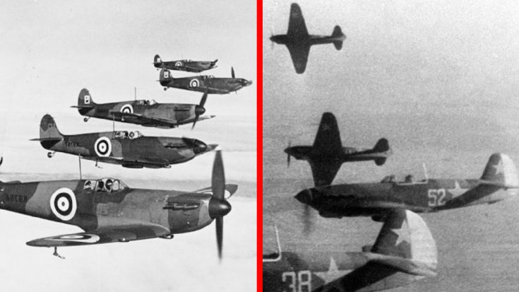 The Distinct Differences Between Aerial Combat On The Eastern And Western Fronts | World War Wings Videos